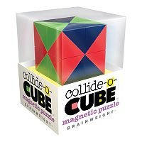 Collide-O-Cube Magnetic Puzzle by Brainwright