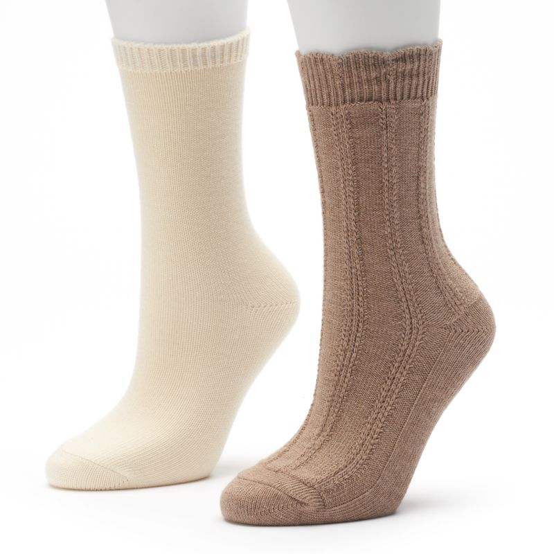 Sonoma Boot Crew Socks