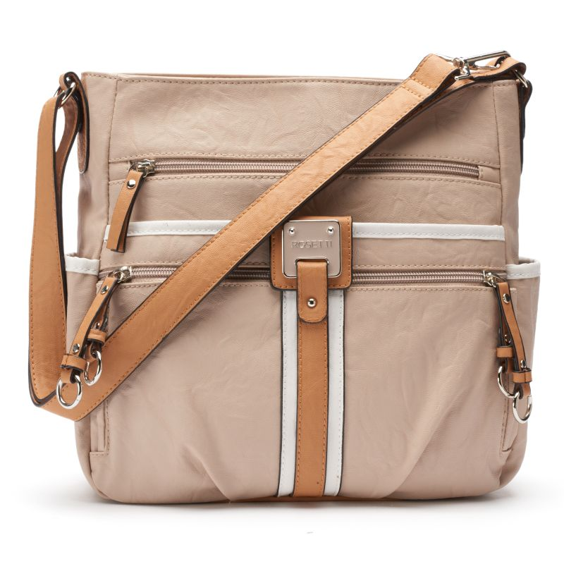 Rosetti Double-Duty Bucket Bag, Women's, Lt Brown