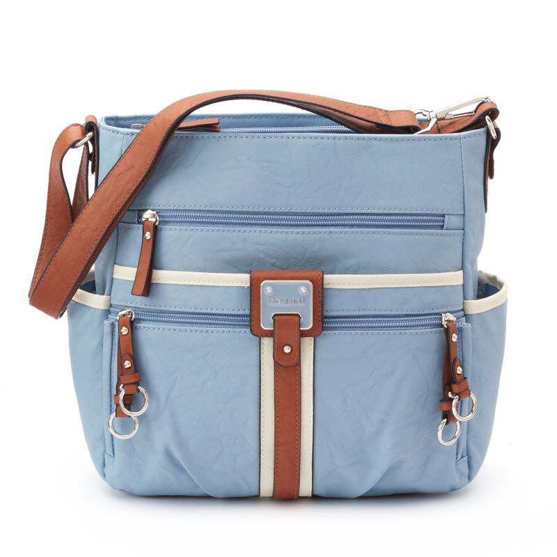 Rosetti Double-Duty Bucket Bag, Women's, Light Blue