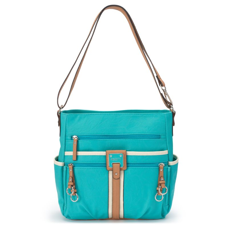 Rosetti Double-Duty Bucket Bag, Women's, Green Oth