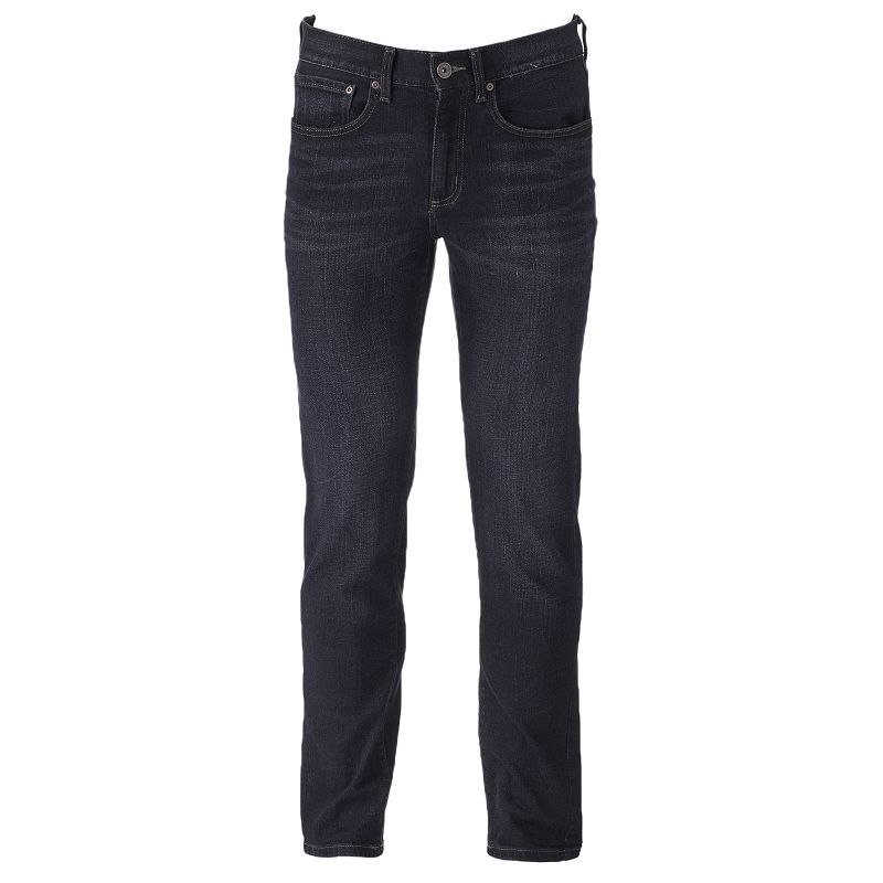 Men's SONOMA Goods for Life™ Slim Straight Stretch Jeans