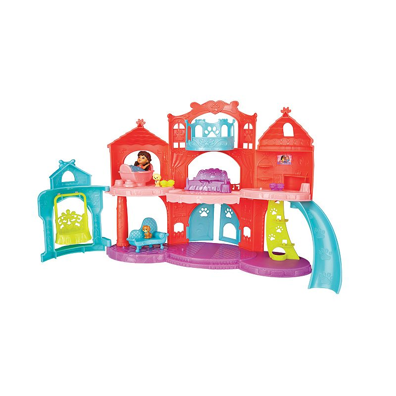 Nickelodeon Dora & Friends Puppy Palace Adventure by Fisher-Price