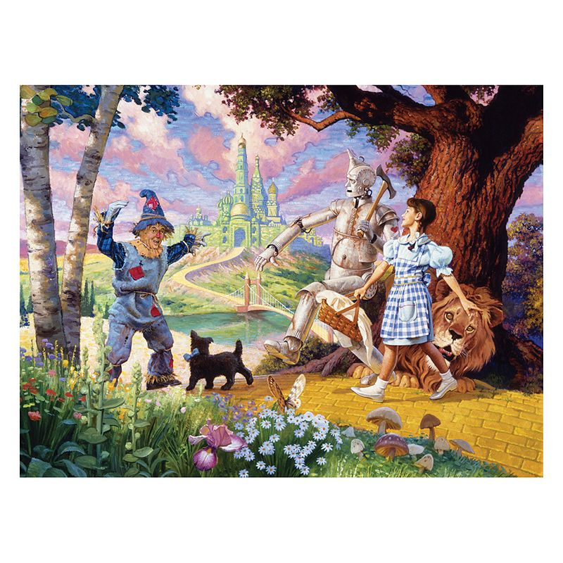 The Wizard of Oz 400-pc. Jigsaw Puzzle