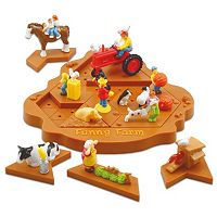 Funny Farm Brainteaser Puzzle by Popular Playthings