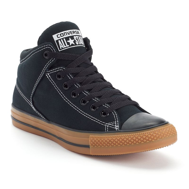 Men's Converse Chuck Taylor All Star High Street Mid-Top Sneakers
