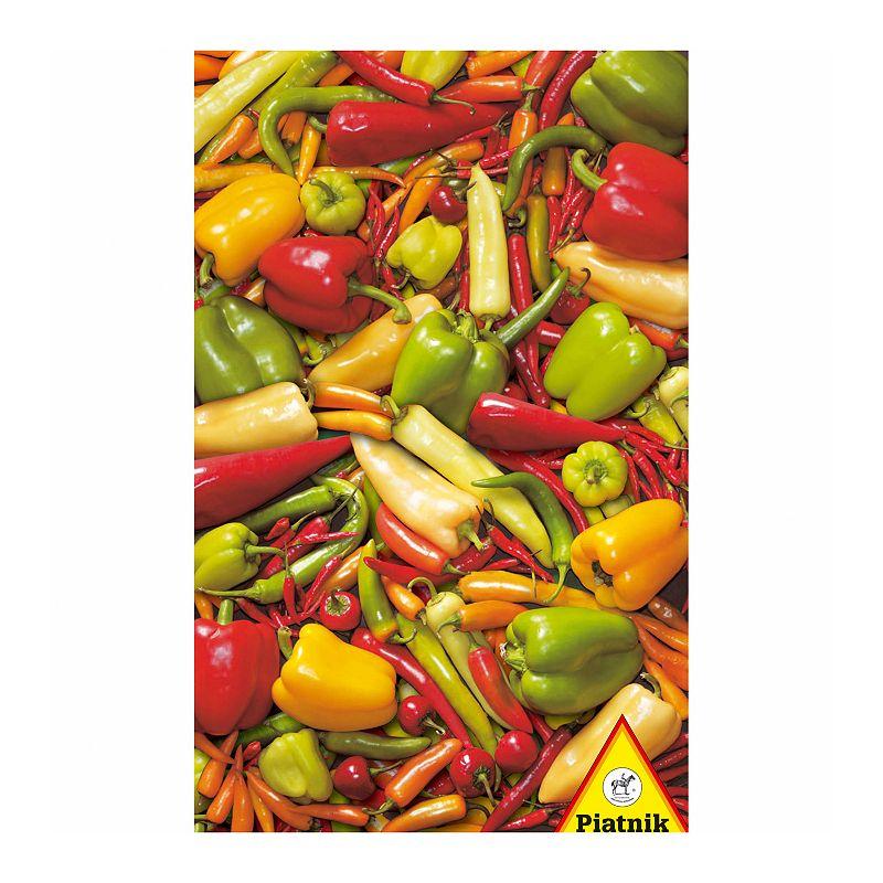 Piatnik Peppers & Chilis 1000-pc. Jigsaw Puzzle