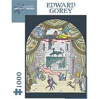 Pomegranate Edward Gorey 1000-pc. Jigsaw Puzzle