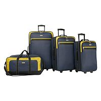 Chaps Milestone 4-piece Luggage Set