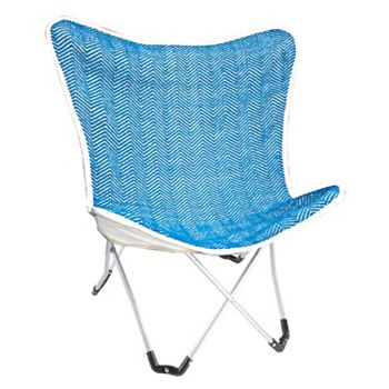 Simple by Design Dhurrie Butterfly Chair