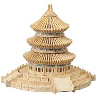 Temple of Heaven 301-pc. 3D Wooden Puzzle by Puzzled