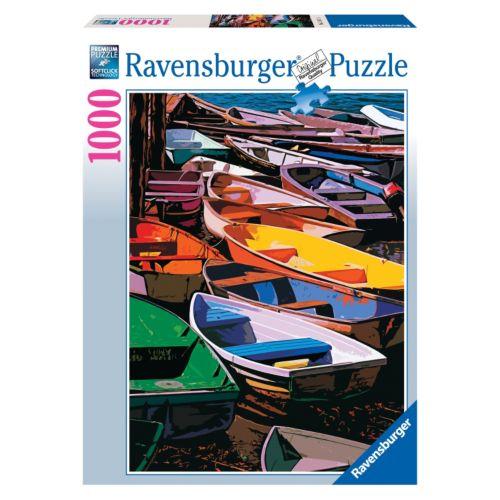 Ravensburger Dories of Maine 1,000-pc. Jigsaw Puzzle