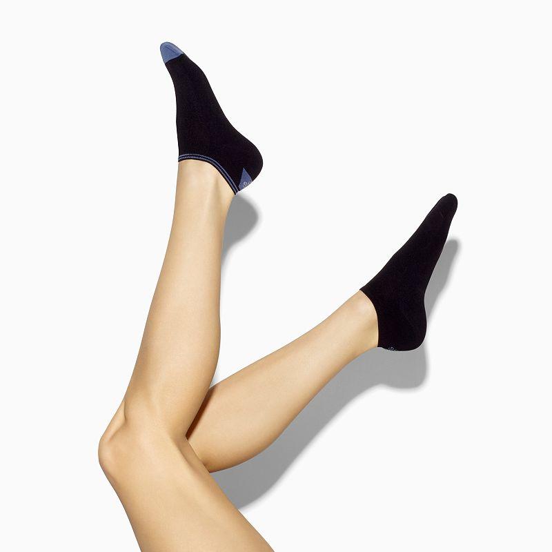 Simply Vera Vera Wang 2-pk. Microfiber Cushion Low-Cut Socks - Women