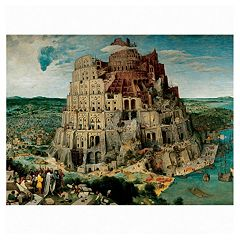 Ravensburger The Tower of Babel 5,000-pc. Jigsaw Puzzle by