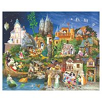 SunsOut Fairy Tales 1,500-pc. Jigsaw Puzzle