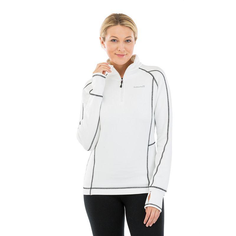 Avalanche Mogul Quarter-Zip Fleece Hiking Top - Women's