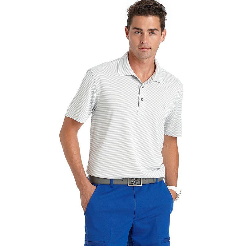 Men's IZOD Striped Golf Polo