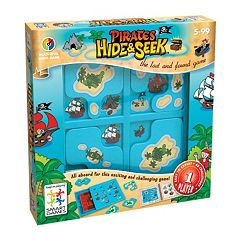 Pirates Hide & Seek Game by SmartGames by