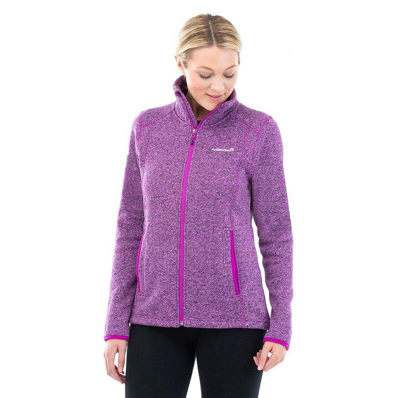 Women's Avalanche Element Fleece Hiking Jacket