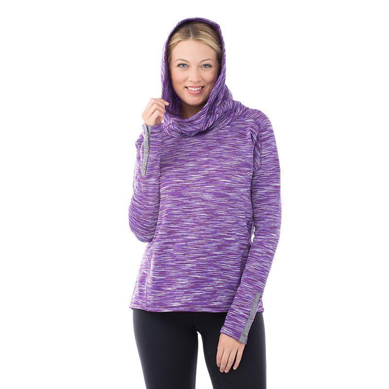 Avalanche Cosmic Space-Dye Hiking Hoodie - Women's