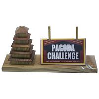 Pagoda Challenge Puzzle by Square Root