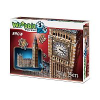 Big Ben 890-pc. 3D Puzzle by Wrebbit
