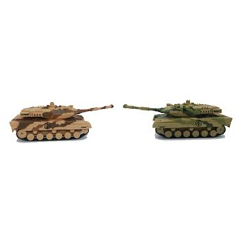iCon iPhone-Controlled Toy Tanks
