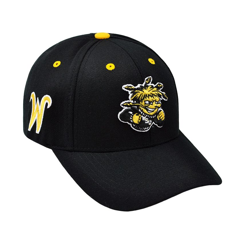 Adult Top of the World Wichita State Shockers Triple Threat Adjustable Cap