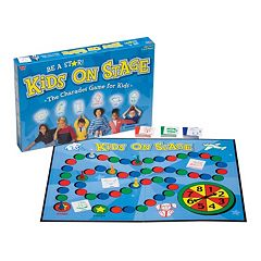 University Games Kids On Stage Game by