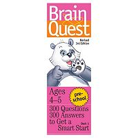 Workman Publishing Brain Quest - Preschool