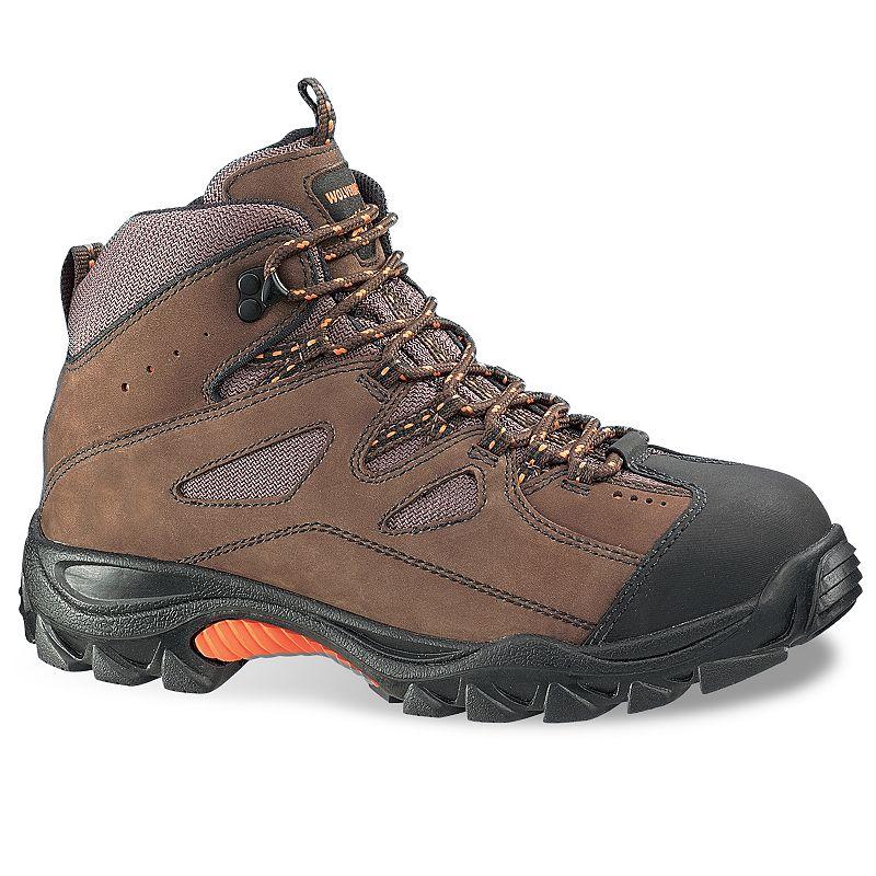 Wolverine Hudson Hiker Men's Steel-Toe Work Boots