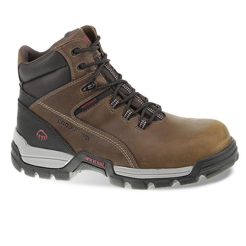 Wolverine Tarmac Men's Waterproof 6-in. Composite-Toe Work Boots