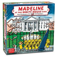 Madeline at the White House Game by Briarpatch