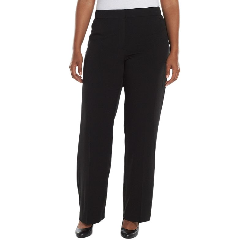 Plus Size Apt. 9® Modern-Fit Dress Pants