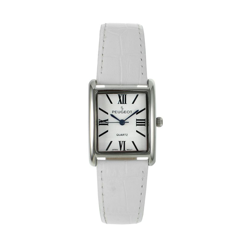 Peugeot Women's Leather Watch - 3036WT