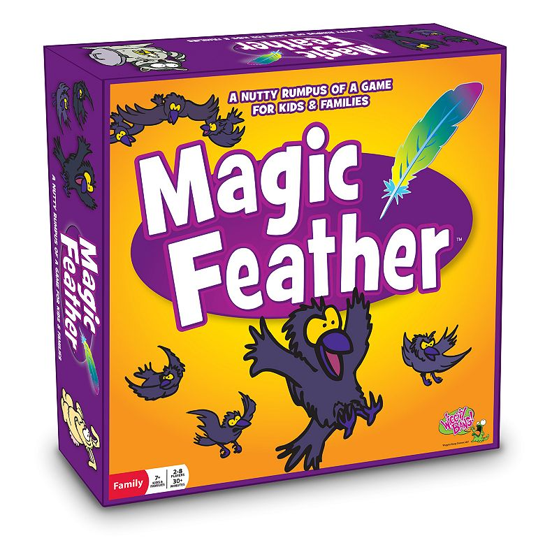Magic Feathers Game by Wiggity Bang Games