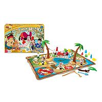 Disney's Jake and the Never Land Pirates Who Shook Hook? Game