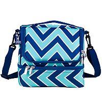 Kids Wildkin Double Decker Patterned Lunch Bag