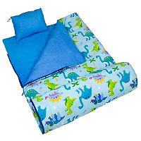 Wildkin Olive Kids Print Original Sleeping Bag - Kids