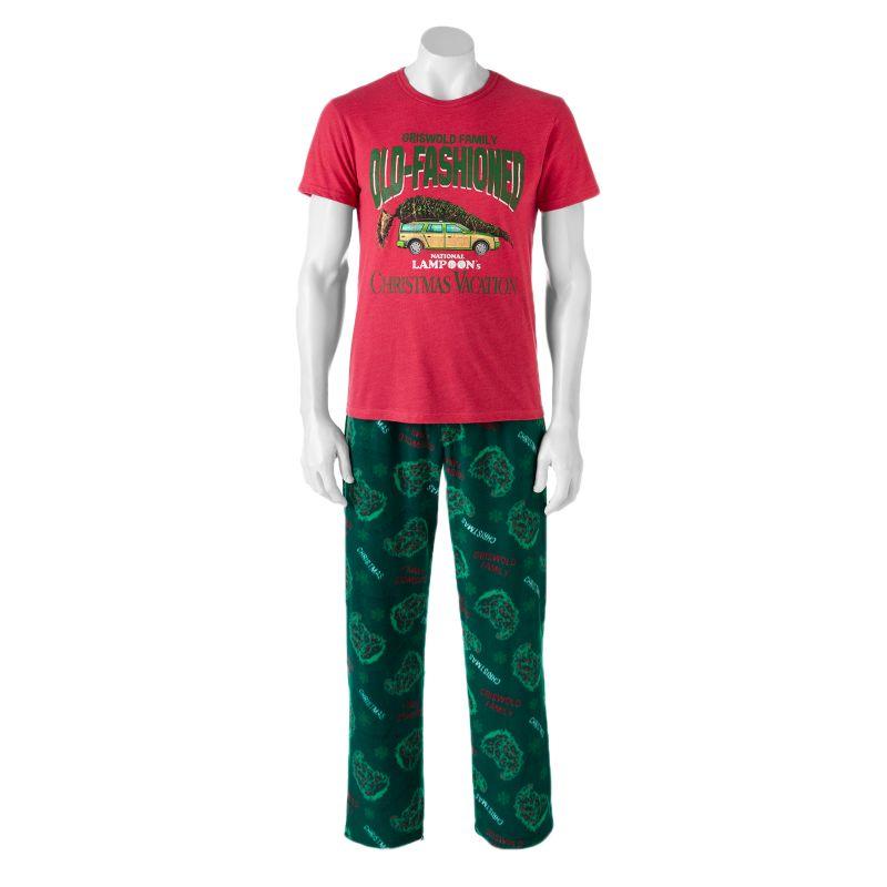 Mens Christmas Sleep Pants