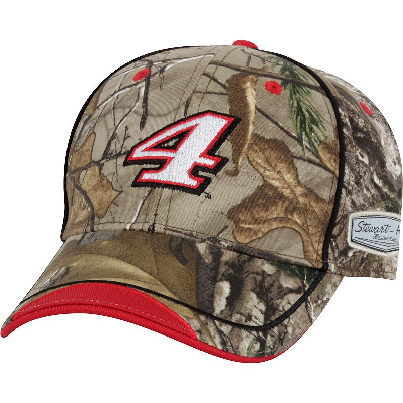 Adult Kevin Harvick Camouflage Cap