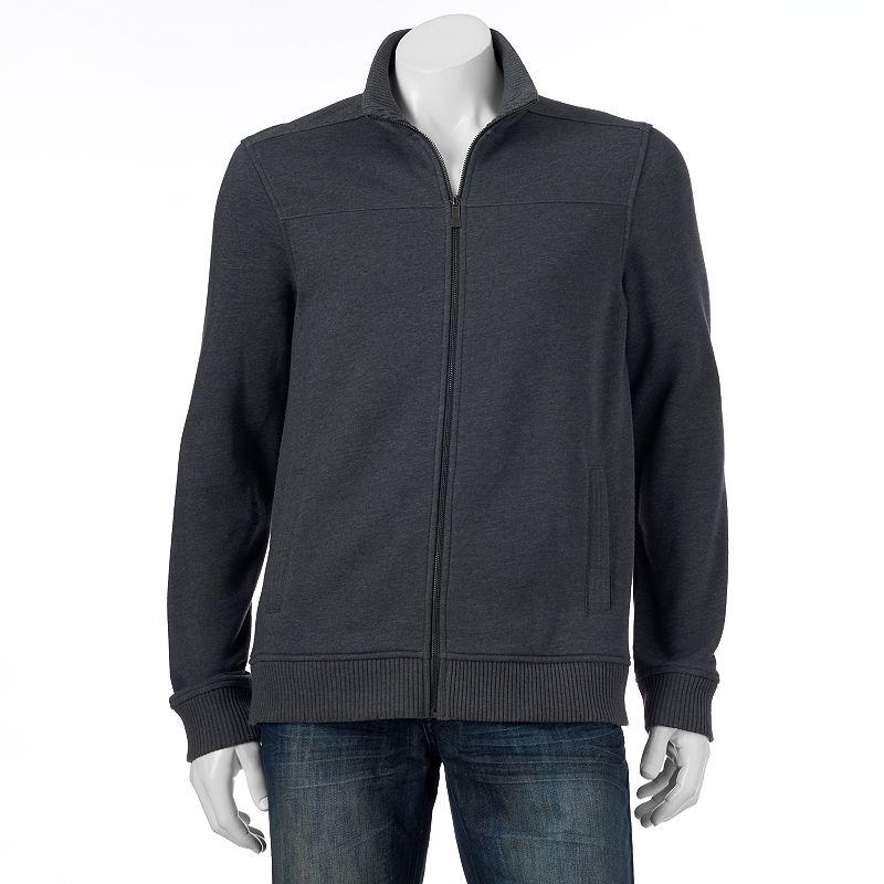 Men's Apt. 9 Zip-Front Sweater Jacket