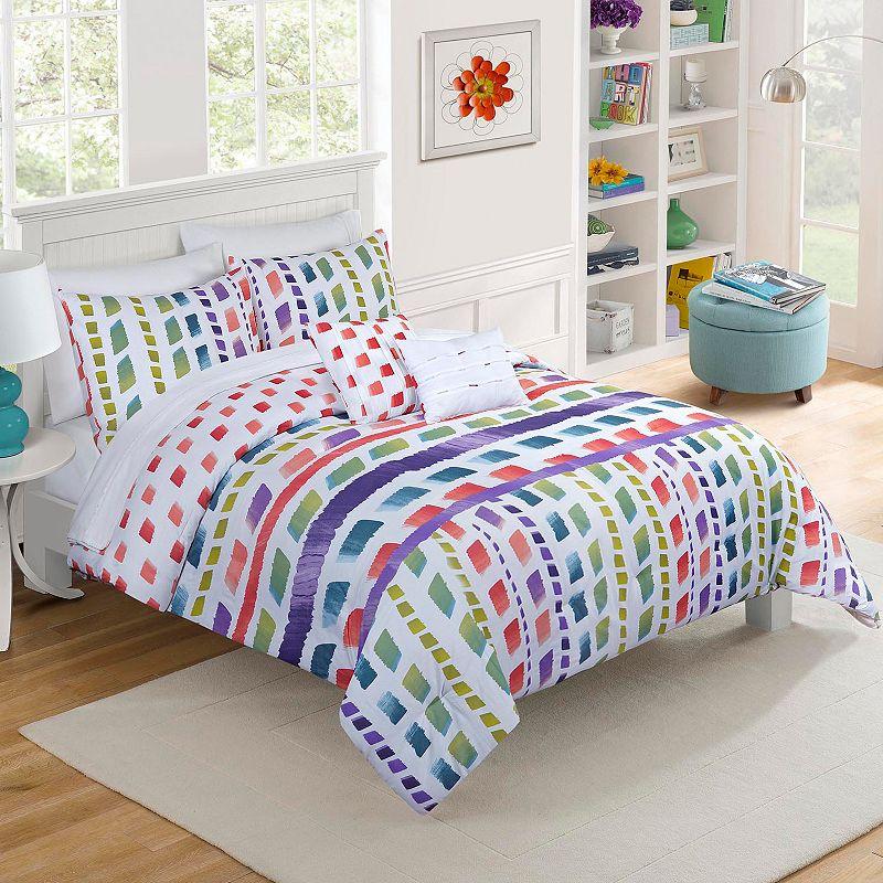 Vue Paris Reversible Comforter Set