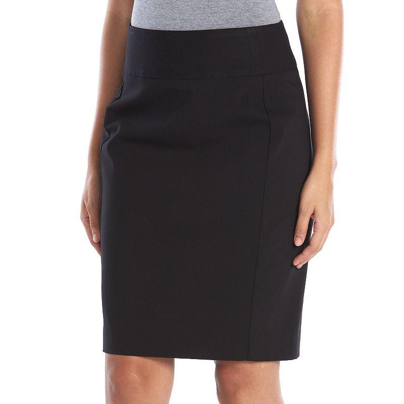 Apt. 9® Millenium Pencil Skirt - Women's