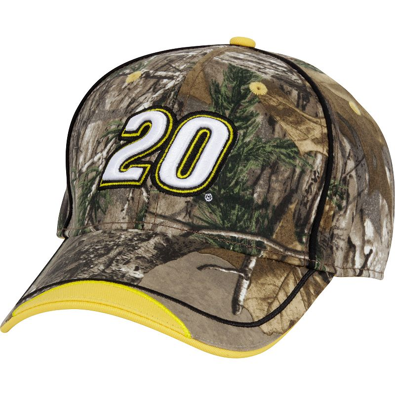 Adult Matt Kenseth Camouflage Cap