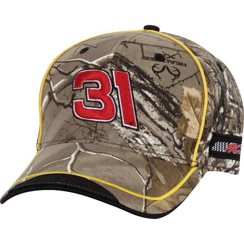 Adult Ryan Newman Camouflage Cap
