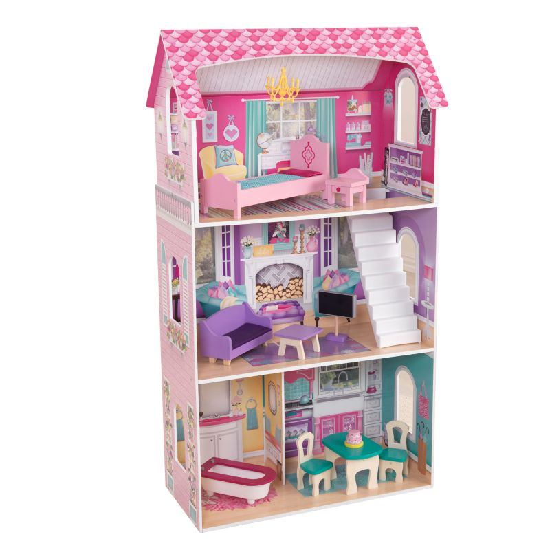 KidKraft Dakota Dollhouse, Multicolor