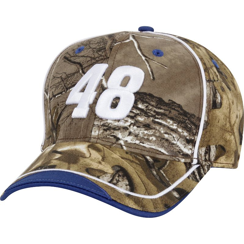 Adult Jimmie Johnson Camouflage Cap