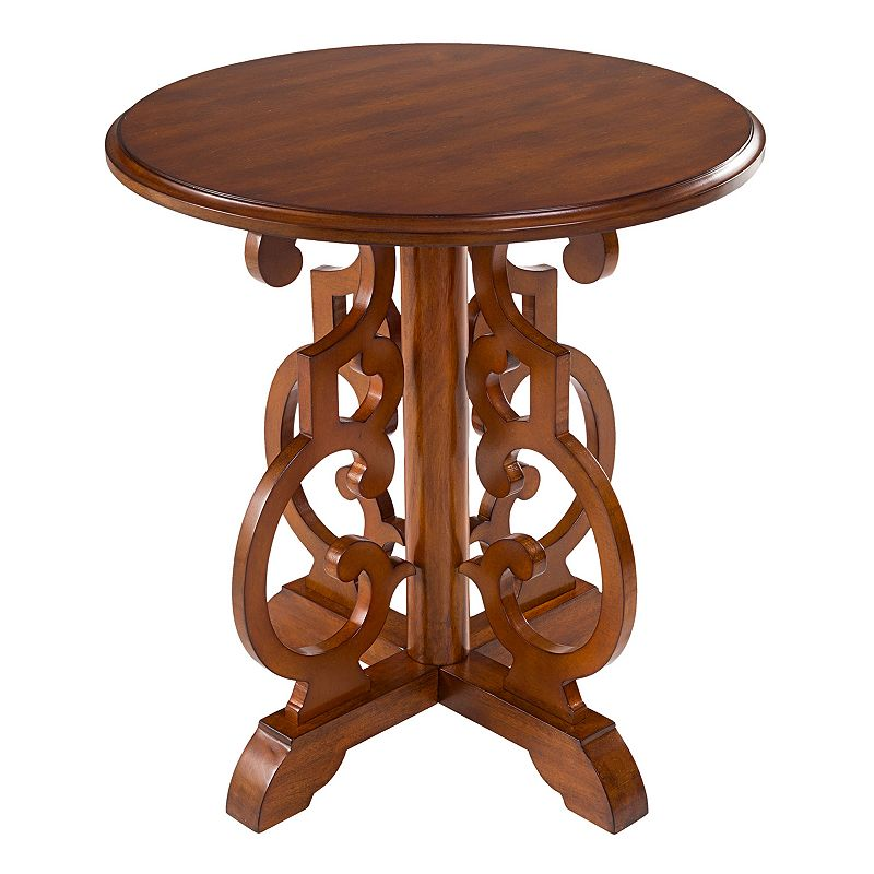 Bombay™ Cutout End Table