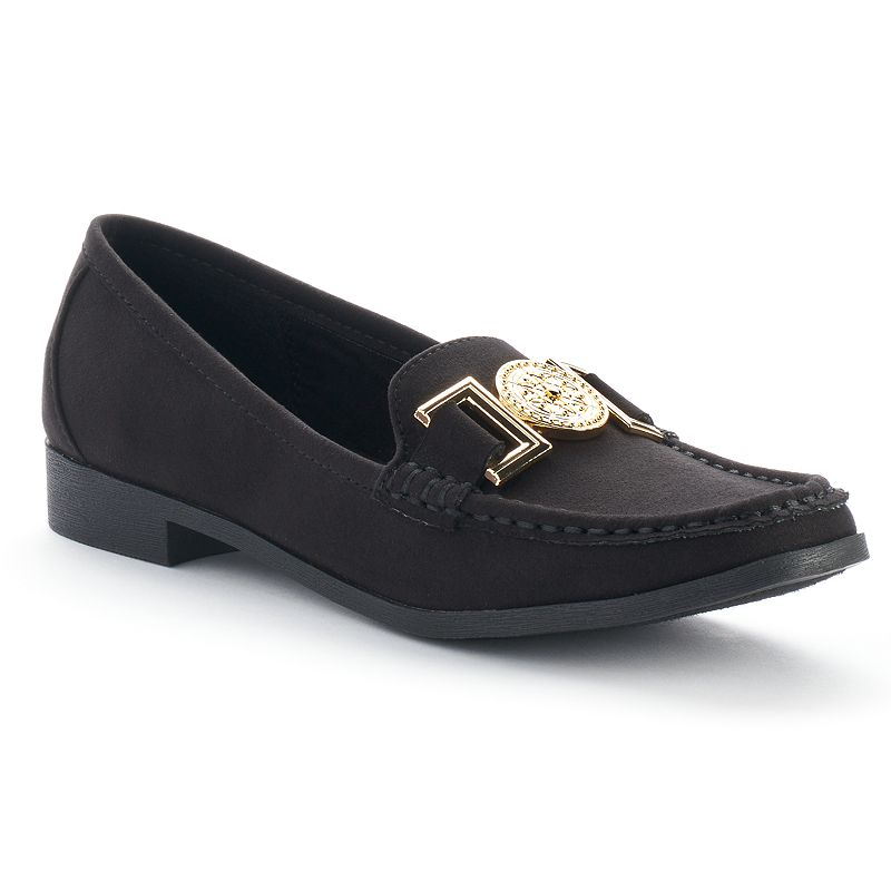 sugar Mada Women's Embellished Loafers